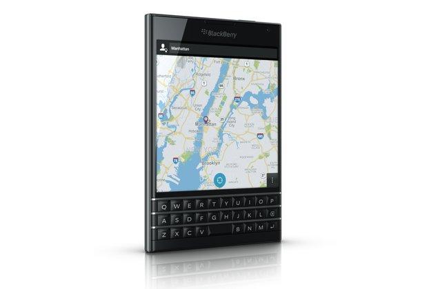 BlackBerry Passport: Beinahe-Androide mit physischer Tastatur & 4:3-Formfaktor vorgestellt
