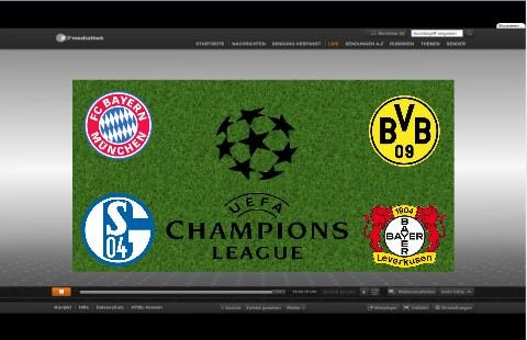 heutige champions league spiele