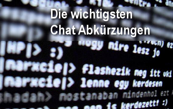 Bedeutet^^ im chat was Abkürzung: :