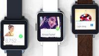 Com 1: Android Wear-Smartwatch für unter 100 Euro als Crowdfunding-Projekt