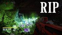 Destiny: Loot Cave ist dicht