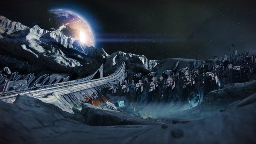 """""""Destinys"""" Universum ist so wunderschön wie steril."""