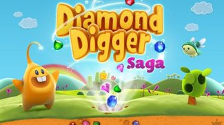 Diamond Digger Saga: Das nächste Candy Crush?