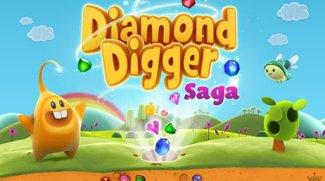 Diamond Digger Saga: Das nächste Candy Crush?