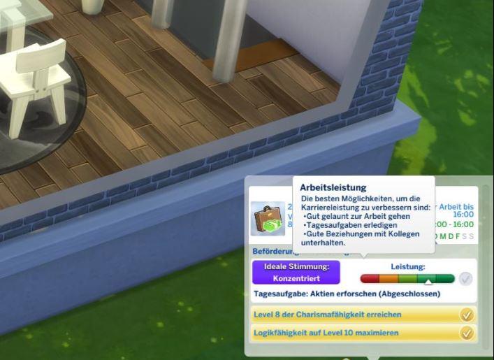Die Sims 4 Berufe Karriere Und Jobs Im Detail Giga