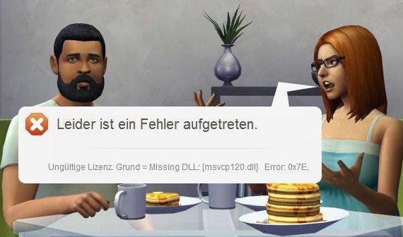 """Die Sims 4: """"Ungültige Lizenz""""-Fehlermeldung [gelöst]"""