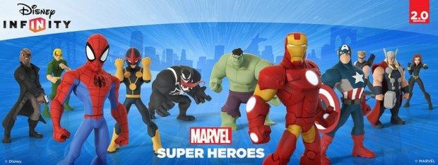 Disney Infinity 2.0 Marvel: Ninja Theory arbeitet ebenfalls mit