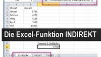 Excel Indirekt: Die Funktion an Beispielen erklärt