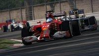 F1 2014: Neue Screenshots zum Formel 1-Rennspiel
