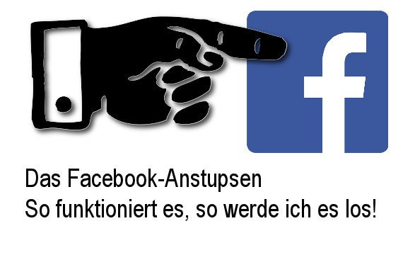 Anstupsen facebook 2019
