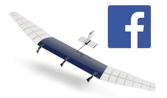 Facebook: Internet-Drohnen-Tests im nächsten Jahr