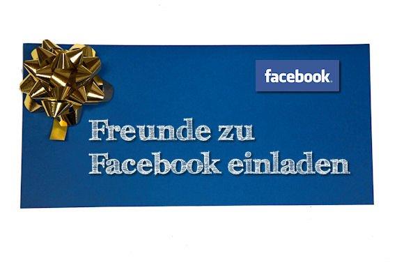 Facebook: Freunde einladen - So geht's!
