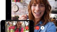 Neue iPhones unterstützen H.265-Codec für FaceTime