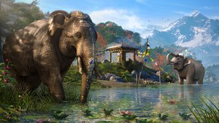 Far Cry 4 Patch 1.4: Download ab sofort verfügbar (PC)