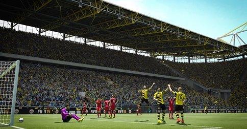FIFA 15 Demo Release: euer erster Eindruck?