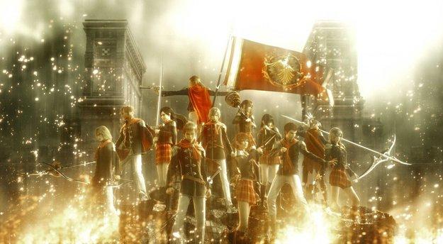 Final Fantasy Type-0 HD: Trailer stellt euch die Hintergrundgeschichte vor