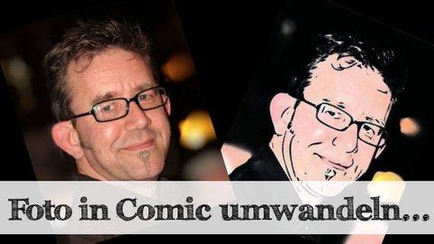 Kostenlos comic profilbild erstellen Photo to