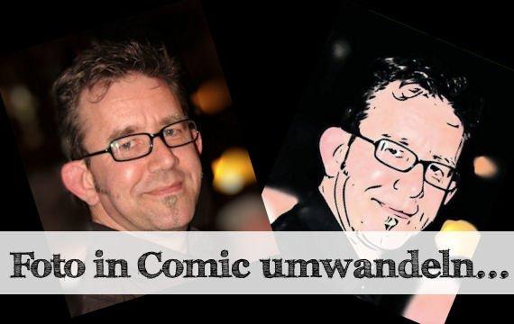 Ein Foto in ein Comic-Bild umwandeln: online, am PC und mit App