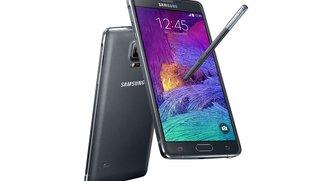Samsung Galaxy Note 4: Bester Bildschirm aller Smartphones laut DisplayMate-Untersuchung
