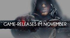 Games: Releasetermine im November 2014 für PC und Konsolenspiele