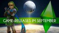 Releasetermine im September 2014 - PC und Konsolenspiele