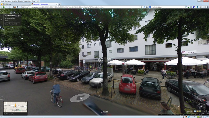Google Street View: Download der Maps-App für iPhone und Android on