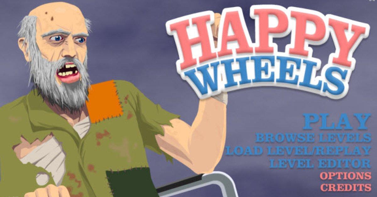 happy wheels anmelden