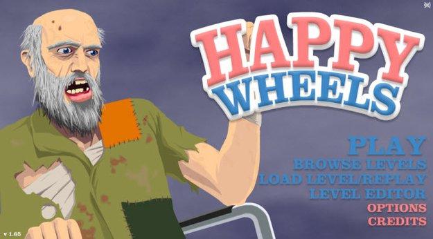 Happy Wheels kostenlos spielen: So gehts