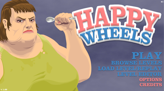 Happy Wheels Spielen