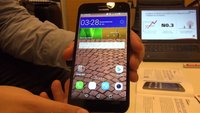 Huawei Ascend G7: Schickes Mittelklasse-Phablet mit Metall-Gehäuse im Hands-On [IFA 2014]