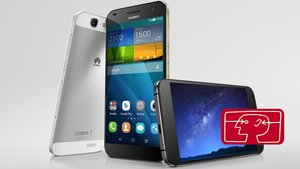 Huawei Ascend G7: Metall-Smartphone mit niedrigem Preis vorgestellt
