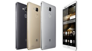 Huawei Ascend Mate 7: Update auf Android 6.0 Marshmallow läuft an