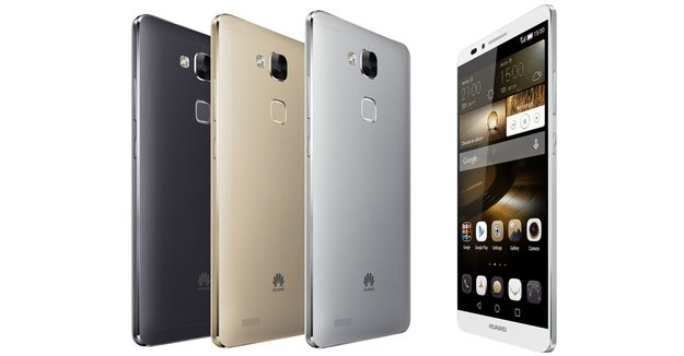 Huawei Ascend Mate 7: 6 Zoll Oberklasse-Phablet im Hands-On-Video [IFA 2014]