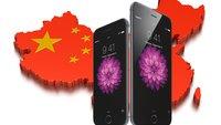 iPhone 6/6 Plus-Verkaufsstart in China am 10. Oktober
