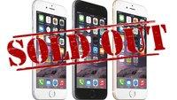 Große Nachfrage nach iPhone 6 und iPhone 6 Plus