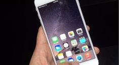 iPhone 6: Einhändige Bedienung dank Softwarelösung möglich