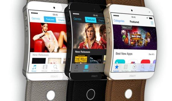 iWatch kommt mit Dritthersteller-Apps und App Store