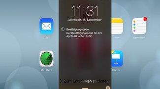 Apple weitet 2-Stufen-Authentifizierung auf iCloud aus
