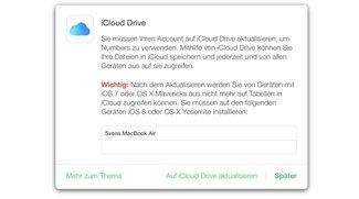 iCloud Drive und iWork-Apps: Apple stellt Mac-Nutzer aufs Abstellgleis und bevorzugt Windows