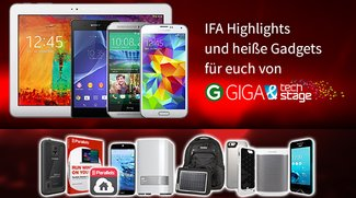 IFA 2014 Gewinnspiel: Nur noch bis Freitag!