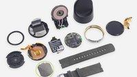 Moto 360 im Teardown: Vier Jahre alter Prozessor verbaut, kleinerer Akku als angegeben
