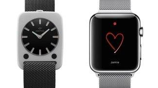Apple Watch vs. Ikepod: Armbanddesign