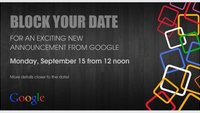 Android One: Google lädt zum Event am 15. September