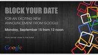 Android One: Google lädt zum Event am 15. September