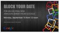 Google-Event am 15. September in Indien - was können wir erwarten?