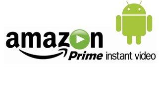 Amazon Prime Instant Video App für Android: Download, Gerüchte, News