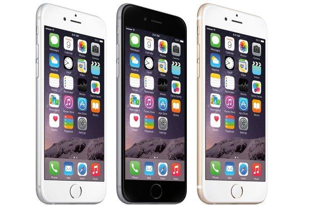 iPhone 6: Samsung und HTC verulken Apple