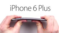 iPhone 6 Plus-Bentgate: Apple-Phablet krümmt sich, Samsung Galaxy Note 3 bleibt steif [Videos]