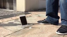 iPhone 6 (Plus) im Sturztest: Wann bricht das Display-Glas?