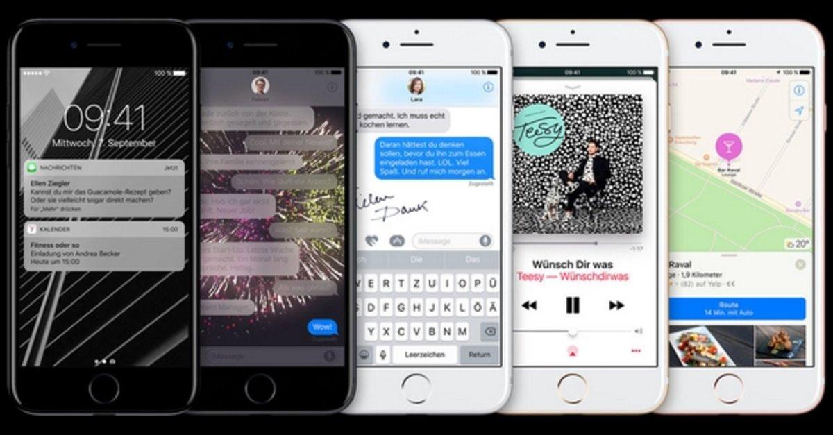 apple display reparaturkosten f r iphone 7 6 5 4. Black Bedroom Furniture Sets. Home Design Ideas